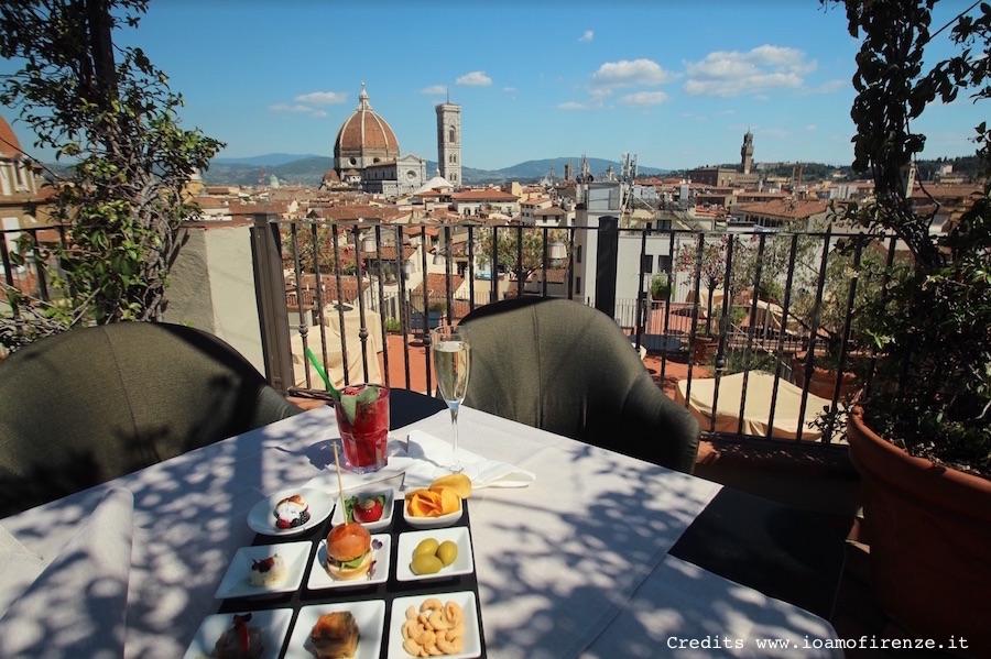 Beautiful Aperitivo Terrazza Excelsior Firenze Photos - Modern Home ...