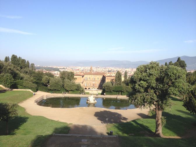 Firenze Giardino Di Boboli Io Amo Firenze