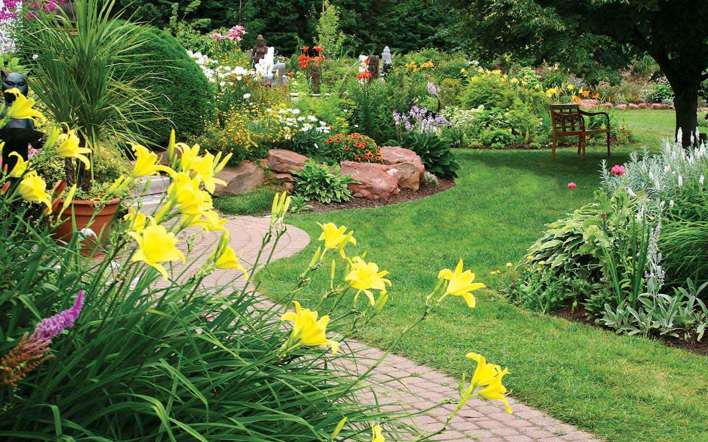 Prendi Un Giardini In Fiore Galleria Di Giardino Design