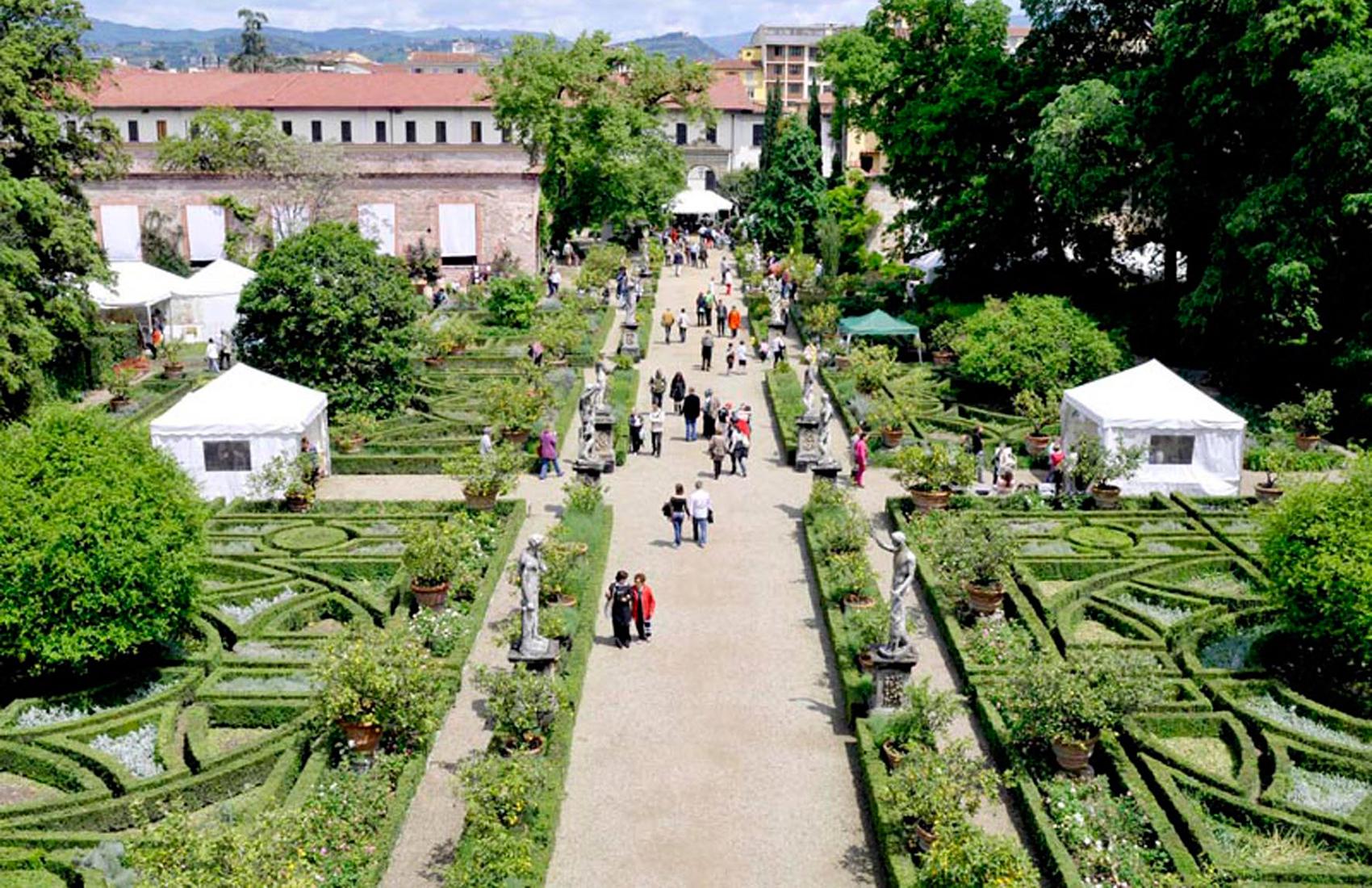 Eventi di maggio a firenze for Giardino firenze