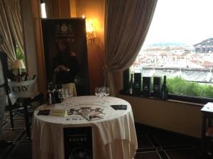 Champagne a Firenze