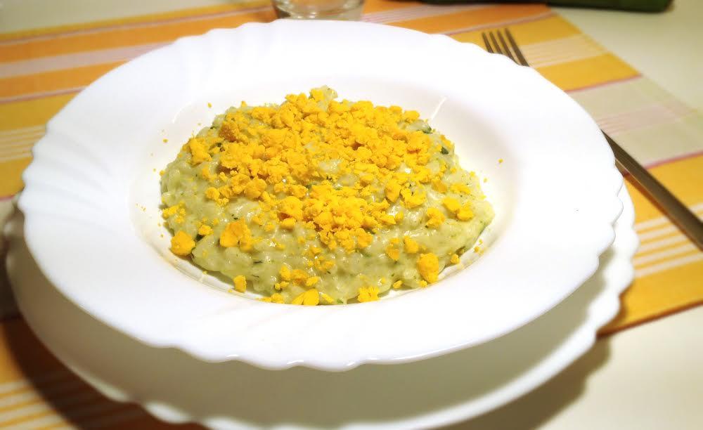 riso mimosa