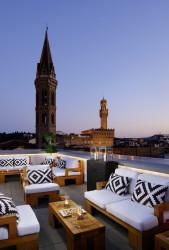 hotel con terrazza firenze - IO AMO Firenze