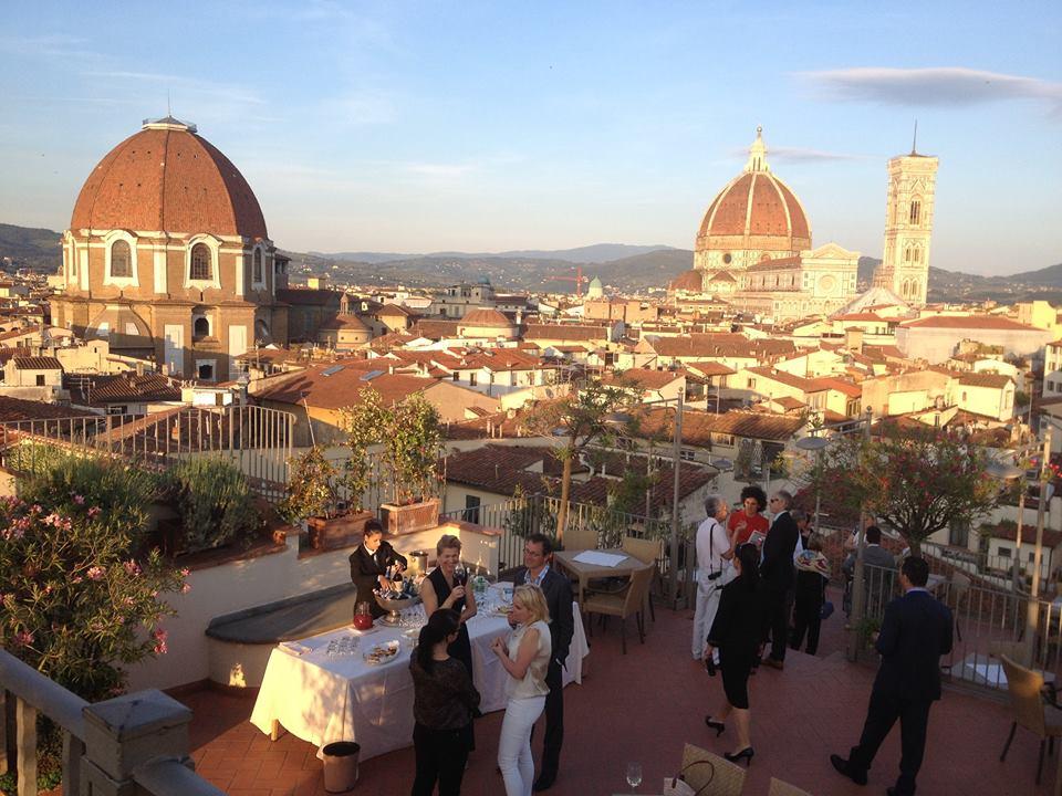 aperitivo grand hotel baglioni - IO AMO Firenze