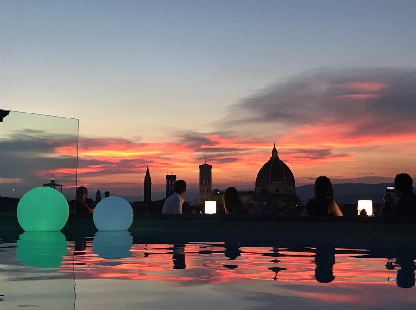 Beautiful Terrazza Hotel Excelsior Firenze Contemporary - Home ...