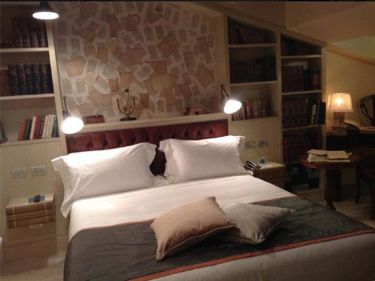 Hotel Ville Su Arno Camera