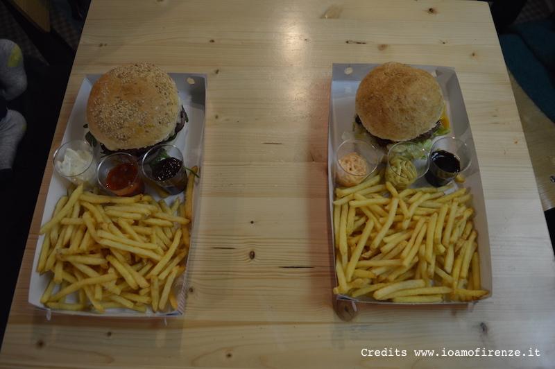 due hamburger