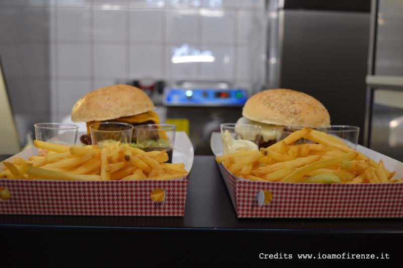hamburger pronti