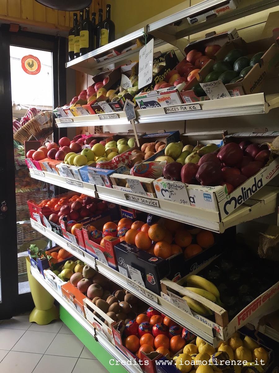 frutta e verdura in san niccolo