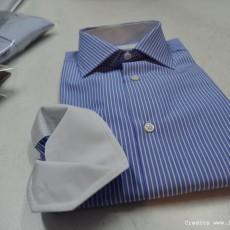 polsino e camicia