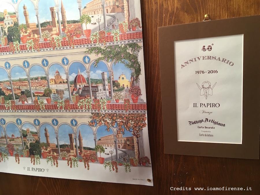 anniversario il papiro firenze