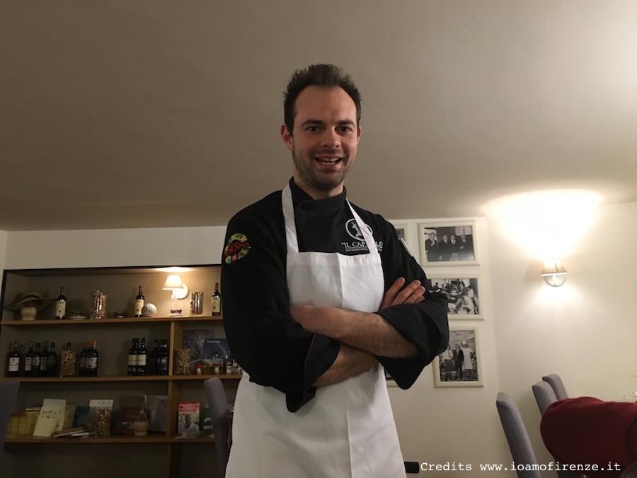proprietario ristorante il capriolo prato