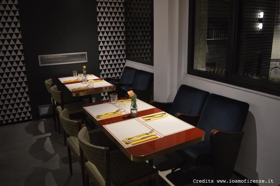 saletta primo piano ristorante ditta artigianale