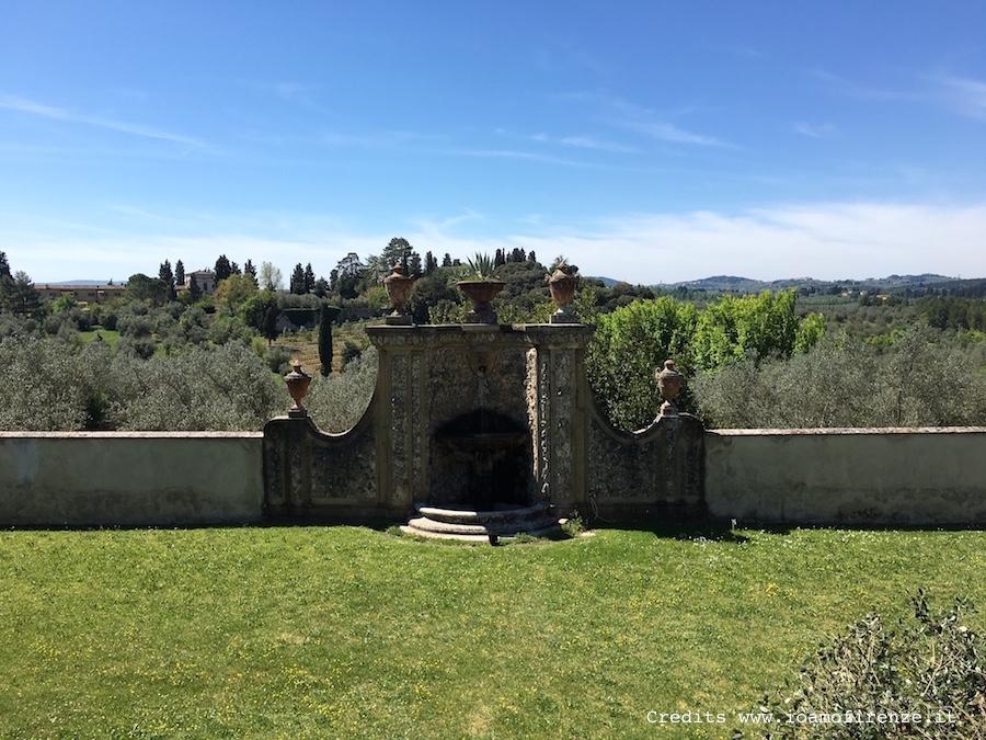fontana giardino italiano