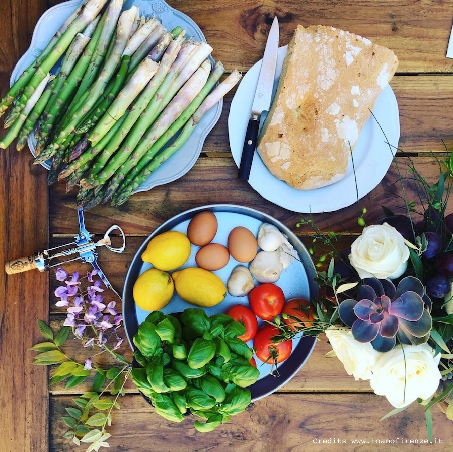 lezione di cucina villa di lilliano