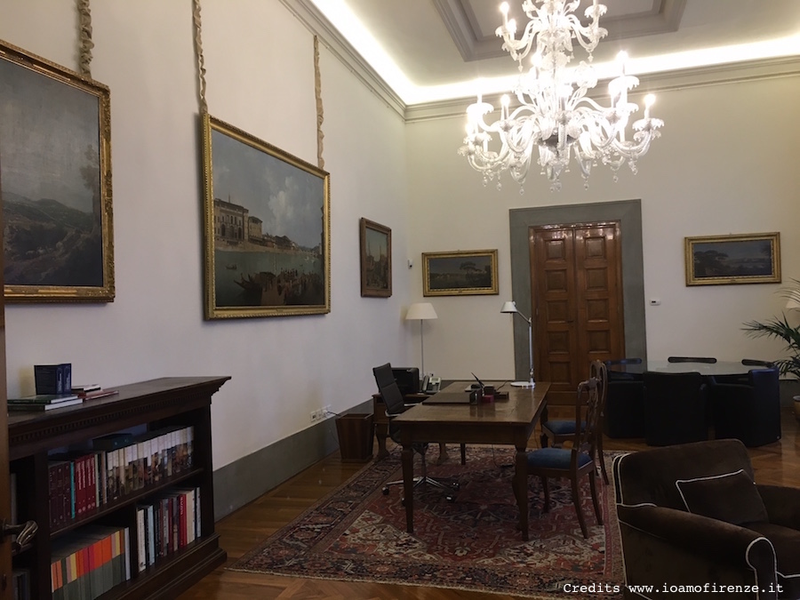 sala del presidente