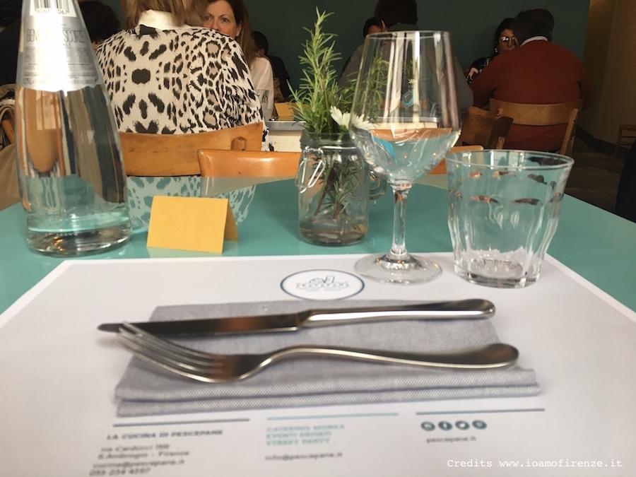 La Cucina Di Pescepane In Sant Ambrogio Firenze