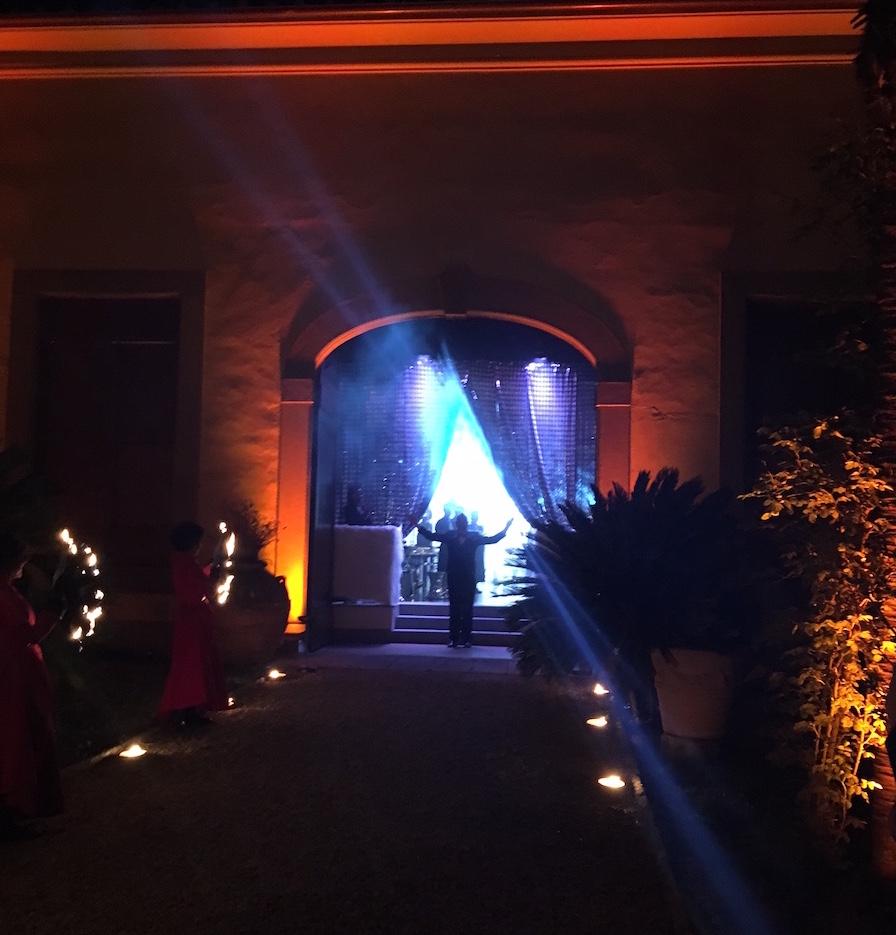 Brilliant Gala Night Alla Villa Di Lilliano