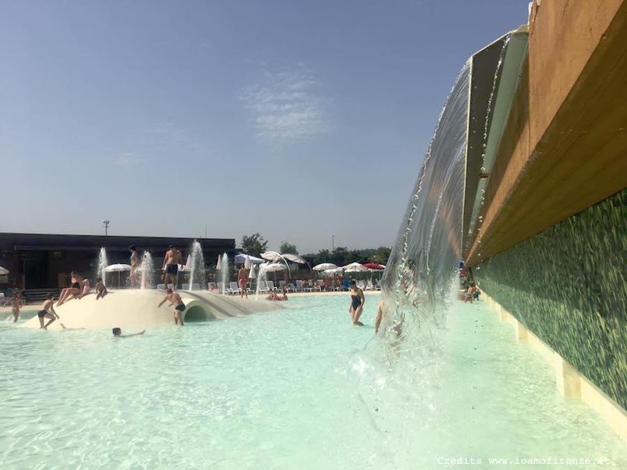 Camping firenze nuova piscina a firenze sud io amo firenze - Piscine interrate firenze ...