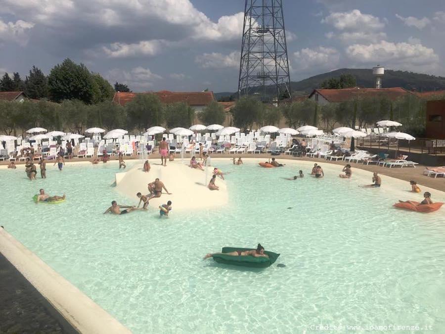 Pomeriggio In Piscina Io Amo Firenze