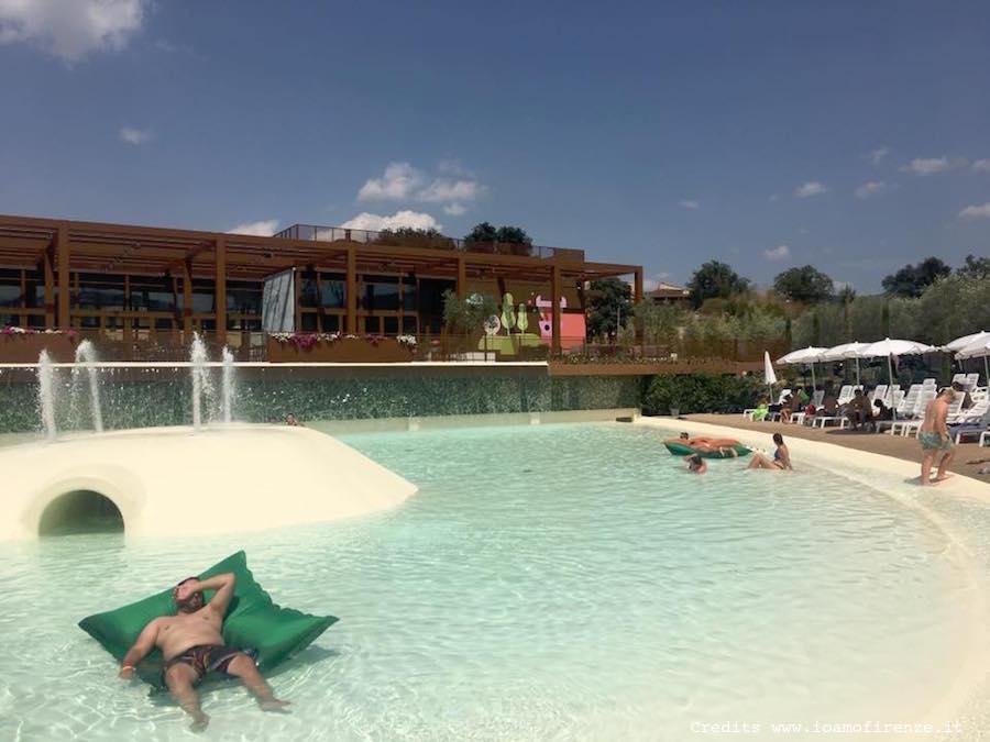 Camping firenze nuova piscina a firenze sud io amo firenze - Hotel con piscina firenze ...