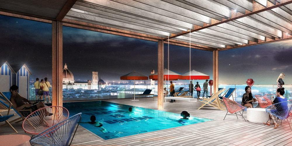 Firenze piscina io amo firenze - Hotel con piscina firenze ...