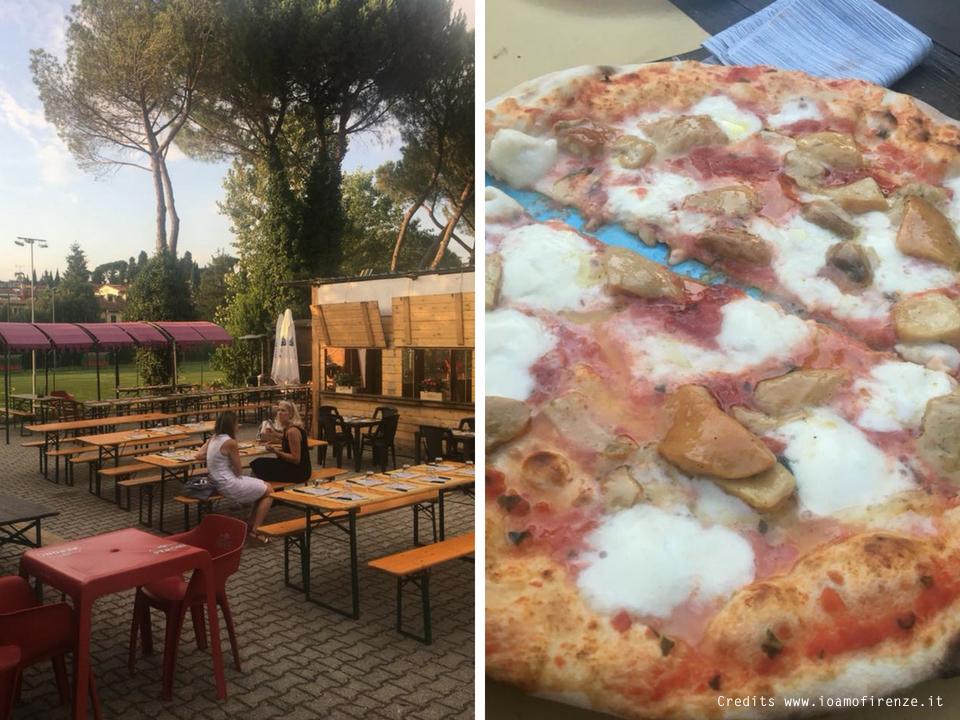 pizzeria a firenze adatta ai bambini