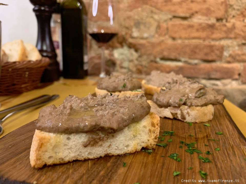 crostini toscani ristorante firenze