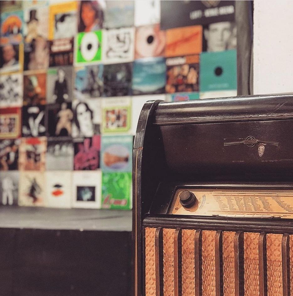 da casa discografica a spazio eventi