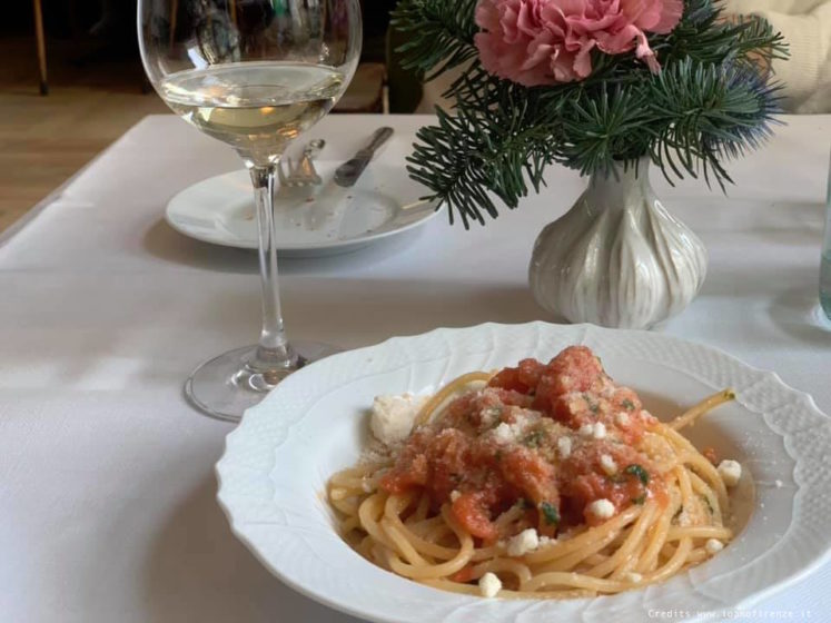 spaghetti pomodoro fulvio pierangelini