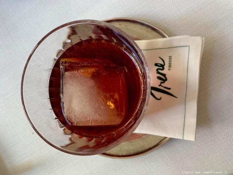 cocktail firenze irene