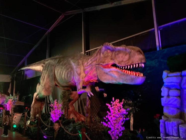 mostra dinosauri firenze