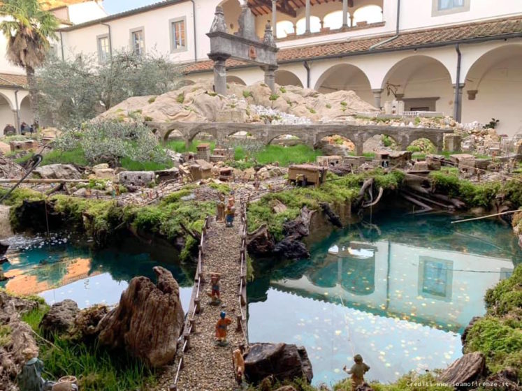presepe di san romano toscana terre di presepi