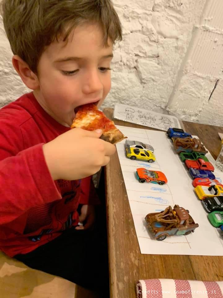 pizzeria kid friendly