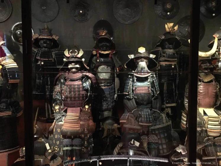 armature giapponesi antiche museo stibbert