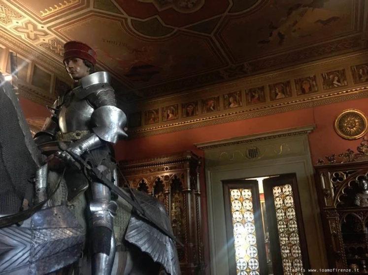 soldato a cavallo museo stibbert