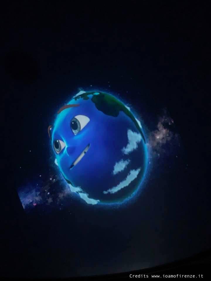 planetario per bambini