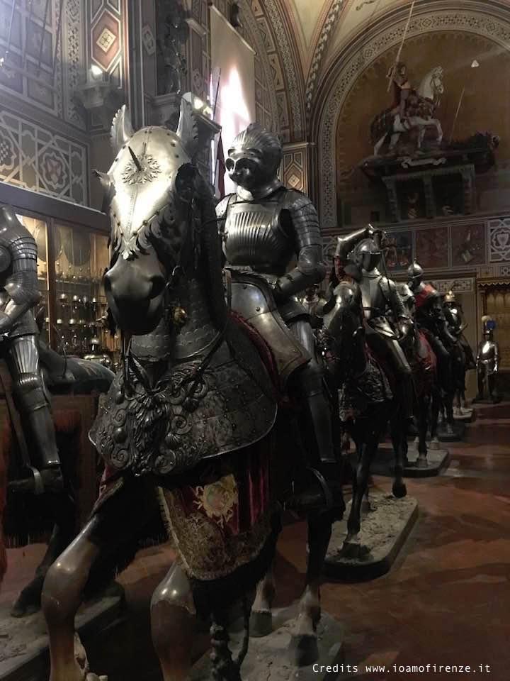 sala dei cavalieri stibbert