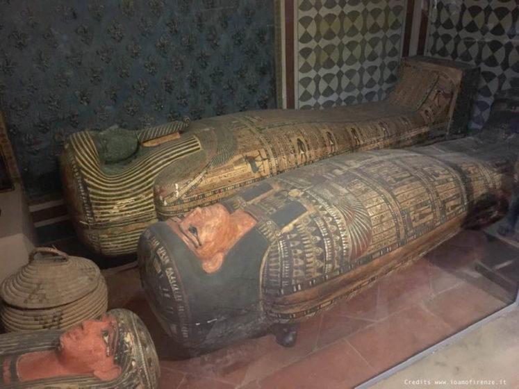sarcofago egizio museo stibbert