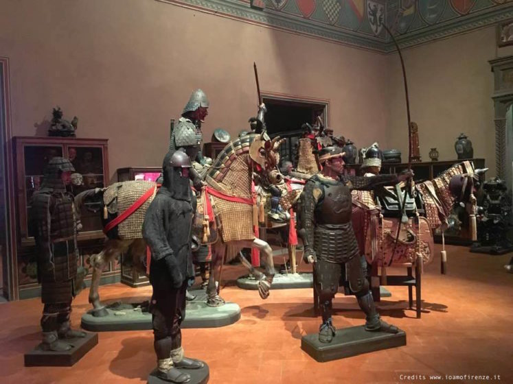 soldati giapponesi museo stibbert