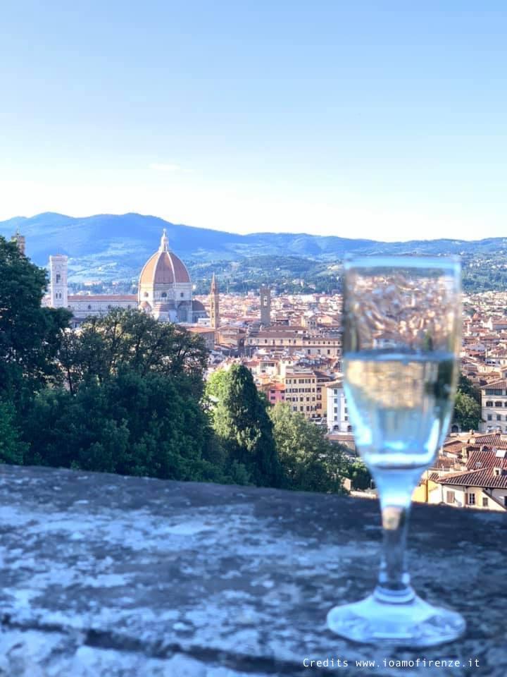 aperitivo con vista Firenze