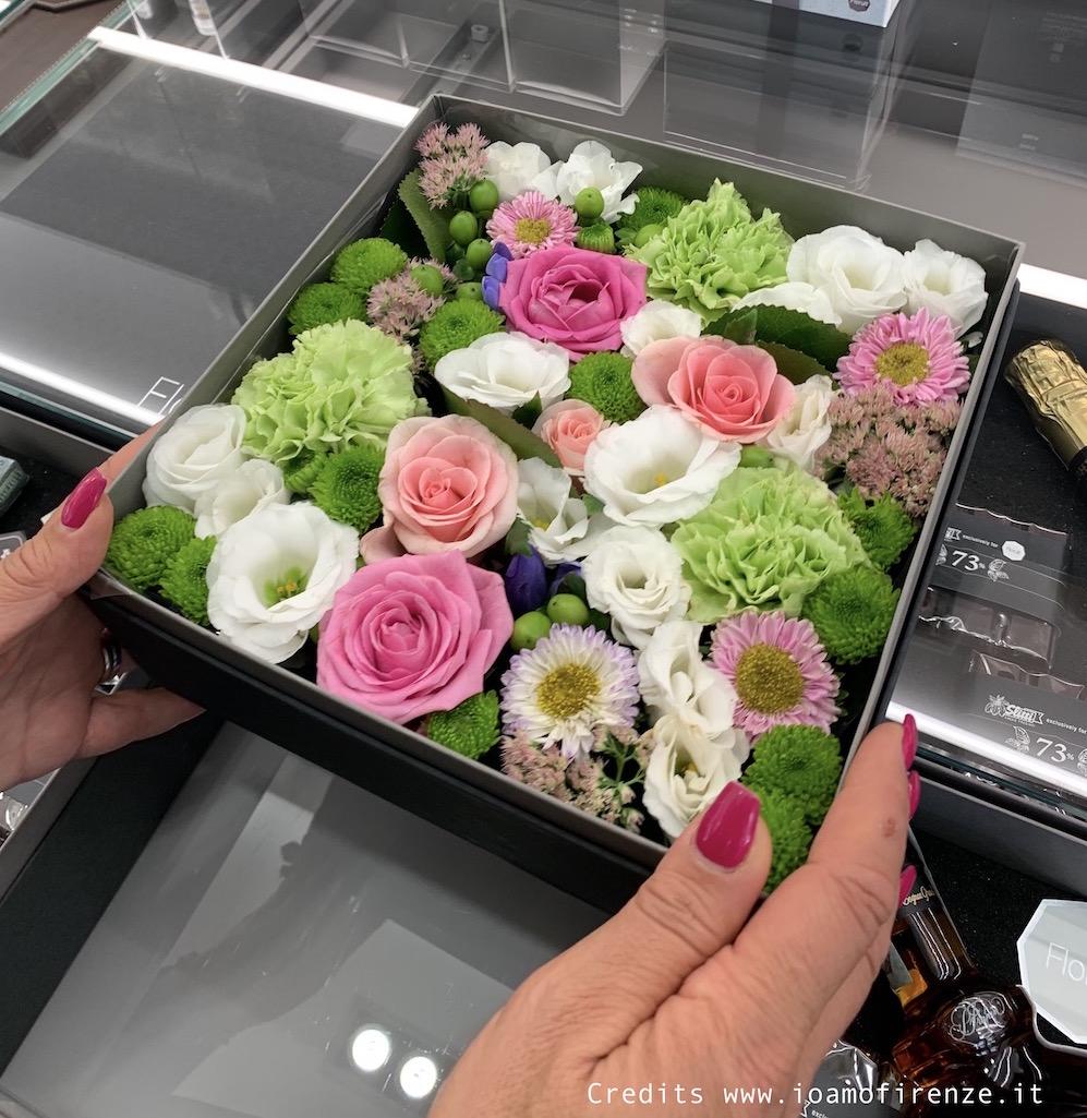 regali per lei con fiori