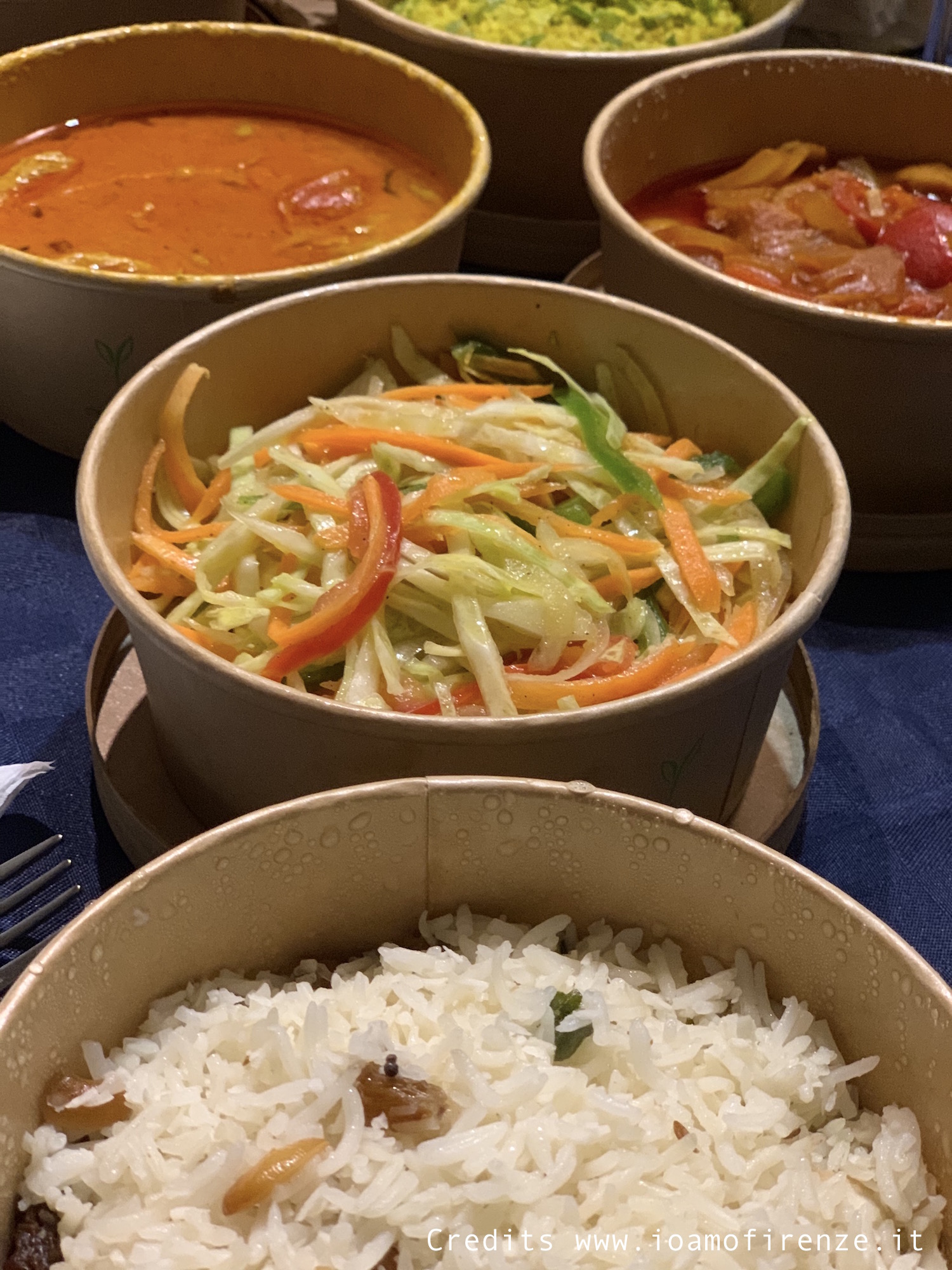 cucina indiana take away firenze