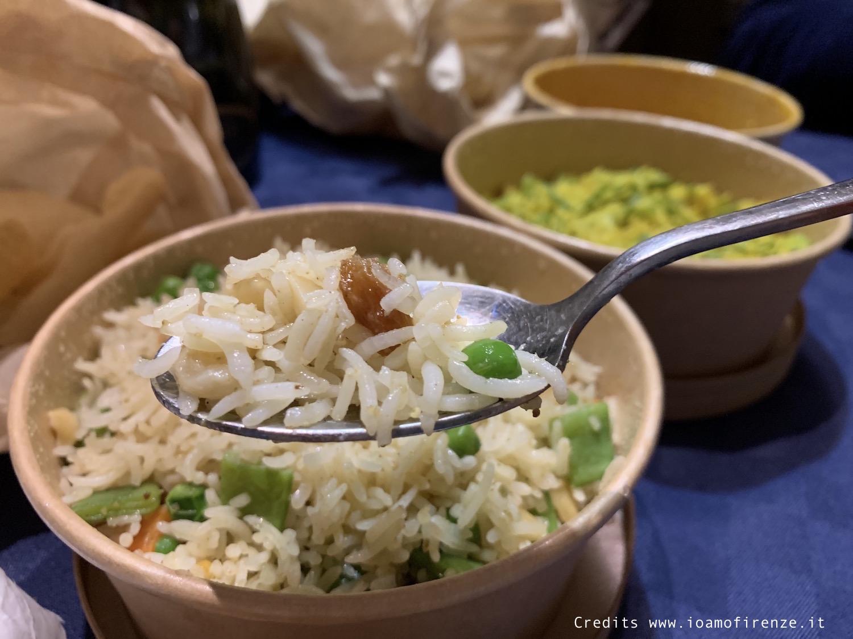 cucina etnica a Firenze delivery e take away