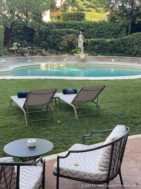 hotel con piscina firenze